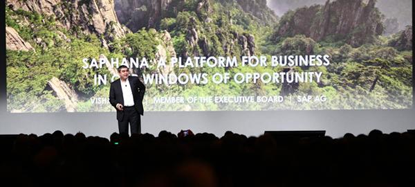 Vishal Sikka's Keynote at SAP TechEd 2012